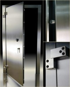 High security doors and other business solutions