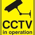 locksmith cctv sign