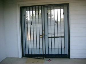 small business security gates