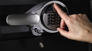 fingerprint safe biometric locksmith brighton