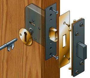 locksmith brighton deadlock