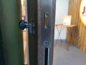 locks changed in doors